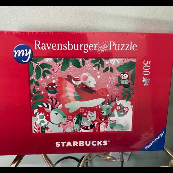 Starbucks Limited Edition Ravensburger Puzzle